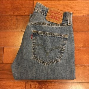 Levi's 501 Vintage High Rise Wedgie Fit Mom Jean